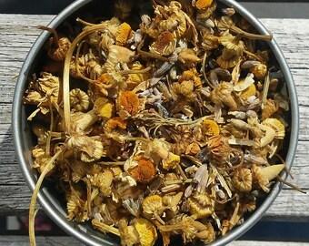 Chamomile Lavender Organic Loose Herbal Tea