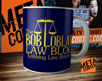 Arrested Development - The Bob Loblaw Law Blog Mug