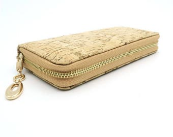 Womens Purse - Clutch Purse - The Eco Purse - womans cork purse, high quality womans purse