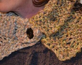 Chunky Jumbo Knit Cowl Kit.