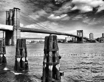 Brooklyn Bridge, Original photograph