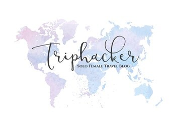 business logo design Hand Drawn logo whimsical logo travel blog logo photography logo watercolor logo travel logo map logo world logo globe