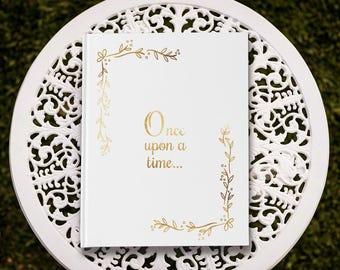 Princess Wedding Guest Book, Fairytale Guest Book, Fairytale Wedding, Fairy Tale Guest Book, Fairy Tale Wedding, GB 080