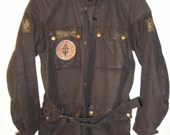 Belstaff Trialmaster Professional Motorcycle Jacket