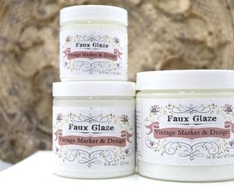 FREE SHIPPING!! Faux Glaze- Vintage Market & Design's Furniture Glaze-All Natural(3 Sizes)