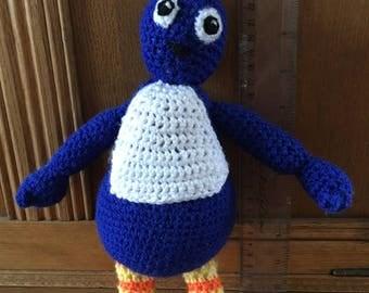 Cbeebees Twirlywoo 'Bighoo' , inspired character doll