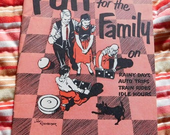 Fun for the Family by Stanley Pashko
