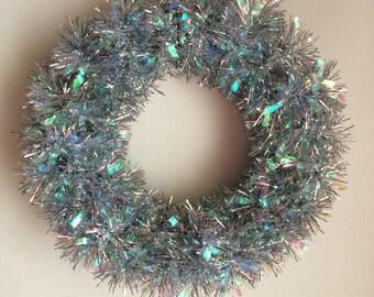 Christmas/Winter Garland Wreath