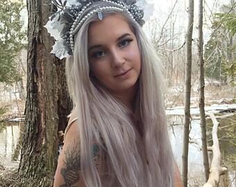 Winter Ice Queen Crown