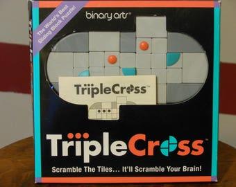 Triple Cross: The World's Best Sliding Block Puzzle (1995)
