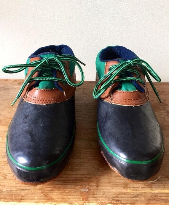 80s Naturalizer Rain Boots/Shoes (9)