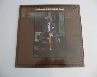 Louis Armstrong - The Louis Armstrong Saga - Circa 1972