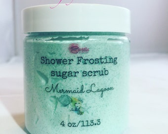 Mermaid Lagoon Shower Frosting 4 oz