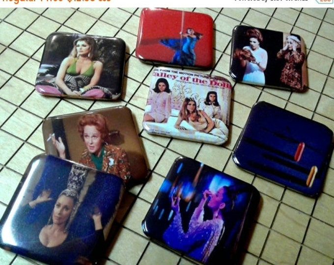 Fridge Magnets, Valley Of The Dolls, Pink Magnets, Movie Magnets, Magnets