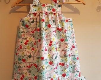 Girls Summer Dress - Age 4-5
