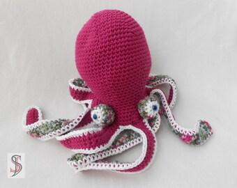 Häkeltier: Octopus Pulpo