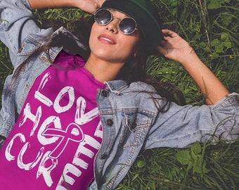 Breast Cancer, Awareness, Pink, T-shirt