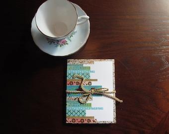 One of a Kind Mermaid Envelope Book