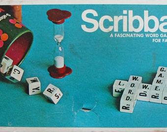 1968 Scribbage game ES Lowe #170004-514