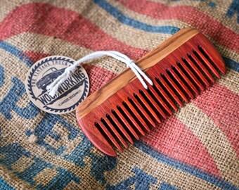 Wooden Comb - Padauk & Olive Wood