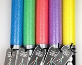 10 Foam Light Saber Favors with Tags