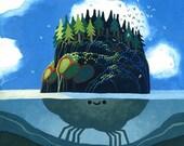 Crab Island 3