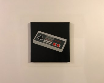 Nintendo NES controller table