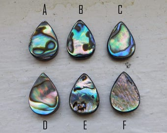Custom Abalone Ring, Abalone Shell, Paua Shell, Mermad Ring, Choose Your Stone, Sterling Silver, Made to Order, Mermaid Jewelry