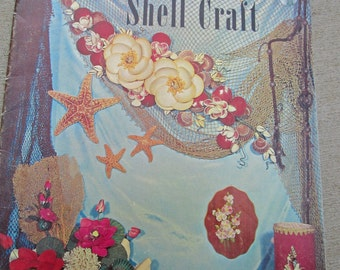 Hobby How-To Book Contemporay Shell Craft Booklet