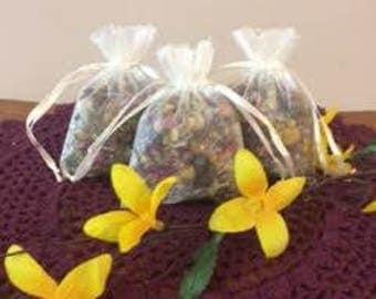 Herbal Bath Tea / Tub Tea / Scented Bath Tea / Aromatherapy / Spa Bath / Bath Soak