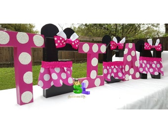 Minnie Mouse birthday Minnie mouse decorations Minnie Mouse party Minnie 1st birthday Minnie Mouse Minnie baby Minnie Mouse party decoration