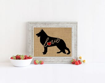 Burlap and Canvas Pets