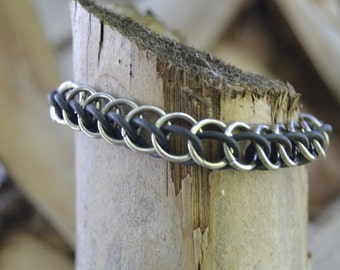 Stainless Steel Half Persian Bracelet