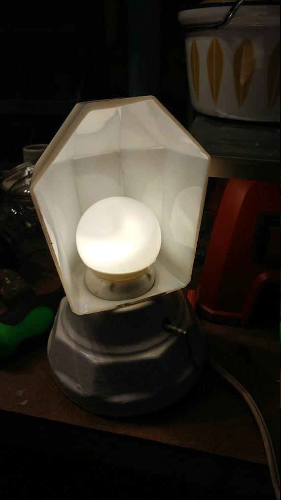 Sconce milk glass