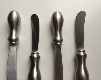 Pewter knives