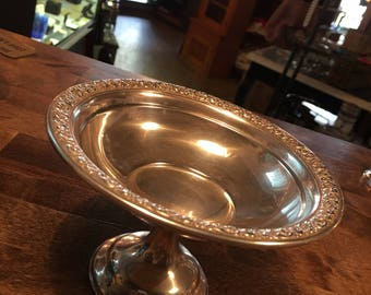 Wallace weighted Sterling Silver Compote