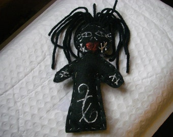 Voodoo doll Revenge and to curse enemy Wicca, Pagan,Witchcraft