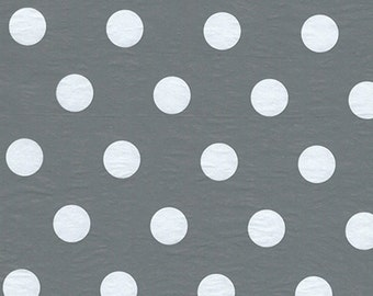 Gray with White Dots Tissue Paper 12 Sheets Premium Tissue Paper for Craft Projects, Gift Wrapping, and DIY