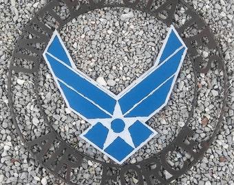 SALE! Air force metal drcor