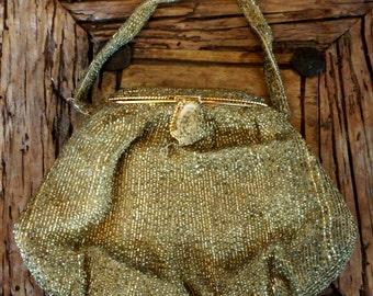 Vintage Walborg Beaded Evening Purse/handbag