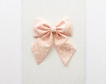 Blush & Cream Floral
