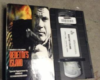 Berettas Island 1994 Arnold schwarzenegger vhs