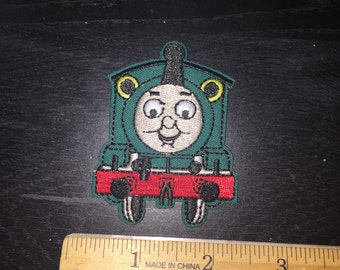 Thomas the train patch