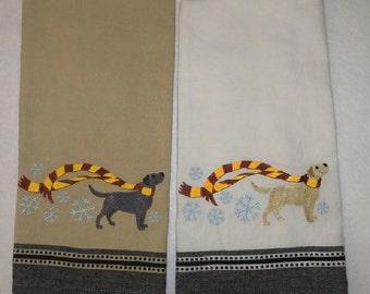 Labrador Towel