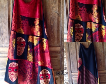 Chacok maxi skirt