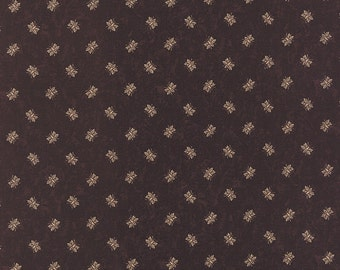 Moda Fabric Kansas Troubles Bees N Blooms 9494-16...Sold in continuous cut 1/2 yard increments