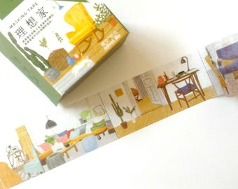 Dream home washi Tape