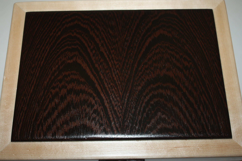 Wenge Wood Box