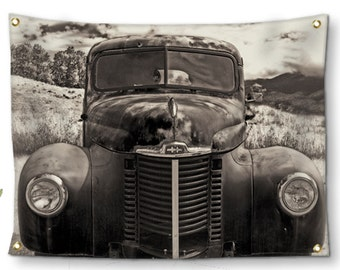 Old Truck Decor Etsy