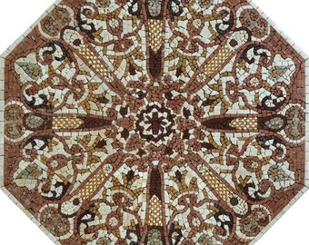 Octagon Mosaic - Desiree